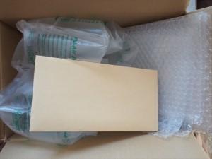 【カメラのキタムラ】梱包ボックスの中身