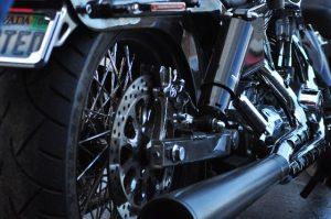二輪バイクをゴミとして処分するには?