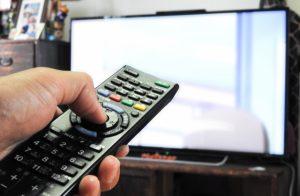 【テレビの処分方法】テレビを整理しておく